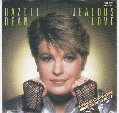 Hazell Dean - Jealous love + (instr.) (Vinylsingle)