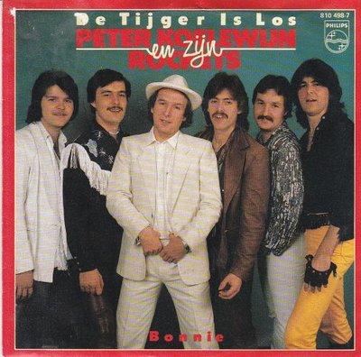 Peter Koelewijn - De tijger is los + Bonnie (Vinylsingle)