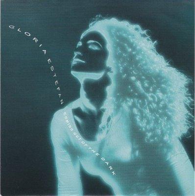 Gloria Estefan - Coming out of the dark + (instr.) (Vinylsingle)
