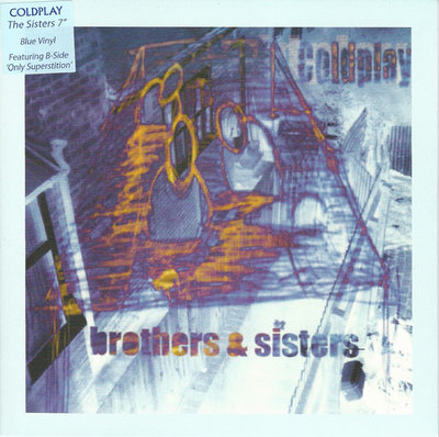 Coldplay - Brothers & Sisters + Only Superstition (Vinylsingle)