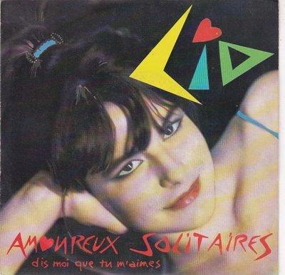 LIO - Amoureux solitaires + Petite amazone (Vinylsingle)