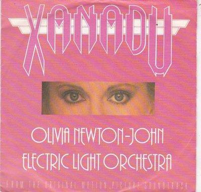 Olivia Newton John - Xanadu + Fool country (Vinylsingle)