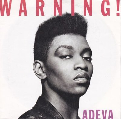 Adeva - Warning! + Respect (Vinylsingle)