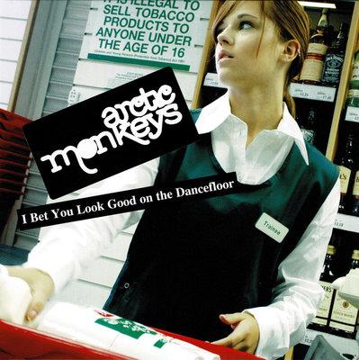 Arctic Monkeys - I Bet You Look Good On The Dancefloor + Bigger Boys And Stolen Sweethearts (Vinylsingle)