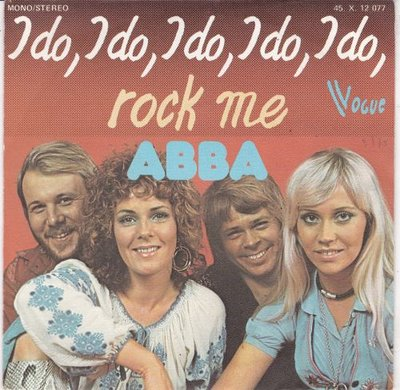 Abba - I do.I do.I. do.I do + So long (Vinylsingle)