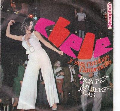 Chele Y Sus Rumbas Flamencas - Pica Pica + Mujeres Feas (Vinylsingle)
