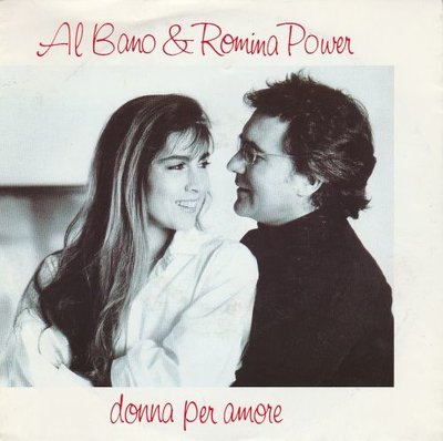 Al Bano & Romina Power - Donna Per Amore + Non Piangere (Vinylsingle)