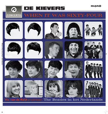 V/A - KIEVERS -WHEN IT WAS.. (Vinyl LP)