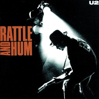 U2 - Rattle and Hum (Vinyl LP)