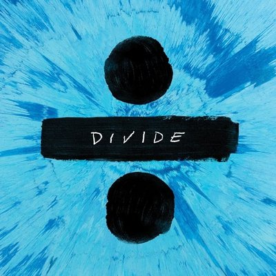 ED SHEERAN - DIVIDE -DELUXE- (Vinyl LP)
