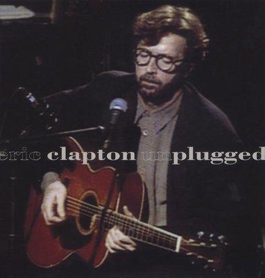 ERIC CLAPTON - UNPLUGGED (Vinyl LP)