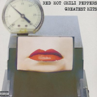 RED HOT CHILI PEPPERS - GREATEST HITS (Vinyl LP)