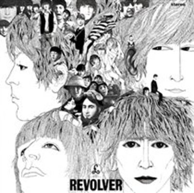 BEATLES - REVOLVER (Vinyl LP)
