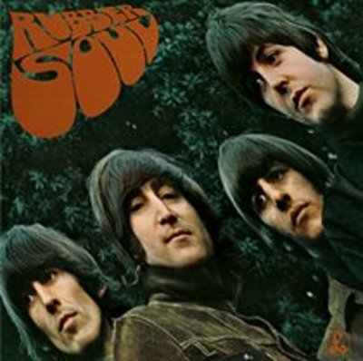 BEATLES - RUBBER SOUL (Vinyl LP)