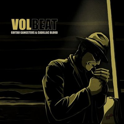 VOLBEAT - GUITAR GANGSTERS AND CADILLAC BLOOD (Vinyl LP)