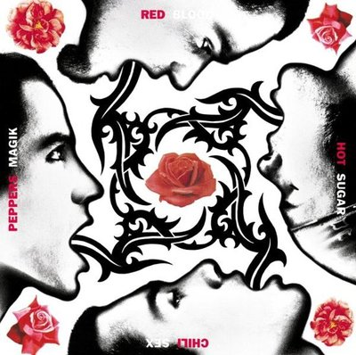 RED HOT CHILI PEPPERS - BLOOD SUGAR SEX MAGIC (Vinyl LP)