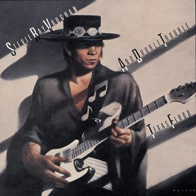 STEVIE RAY VAUGHAN - TEXAS FLOOD (Vinyl LP)