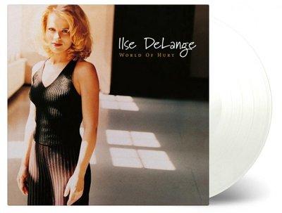 ILSE DELANGE - WORLD OF HURT (CLEAR VINYL) (Vinyl LP)