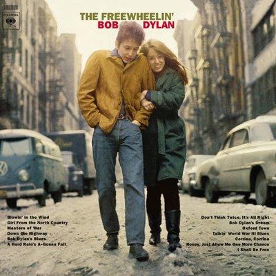 BOB DYLAN - THE FREEWHEELIN' -MONO- (Vinyl LP)