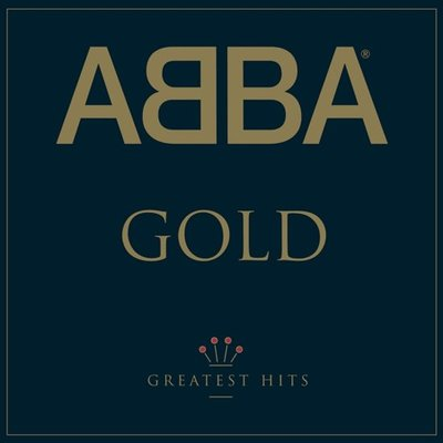 ABBA - GOLD -GREATEST HITS- (Vinyl LP)