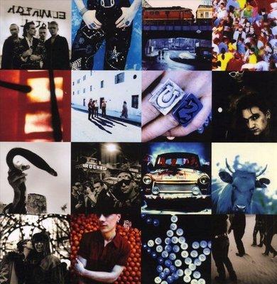 U2 - ACHTUNG BABY (Vinyl LP)