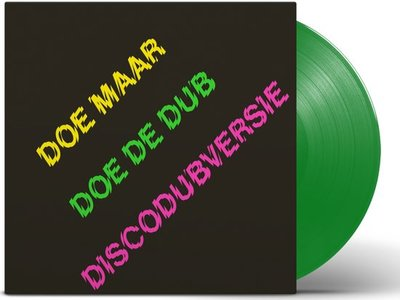 DOE MAAR - DOE DE DUB -COLOURED VINYL- (Vinyl LP)