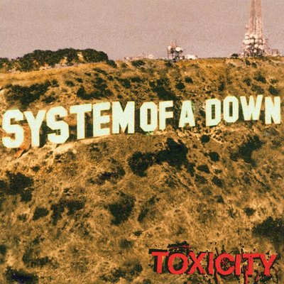 SYSTEM OF A DOWN - TOXICITY (Vinyl LP)