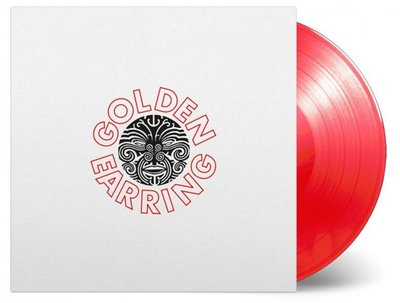GOLDEN EARRING - FACE IT  -RED COLOURED VINYL- (Vinyl LP)