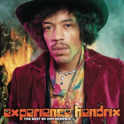 JIMI HENDRIX - THE BEST OF JIMI HENDRIX (Vinyl LP)