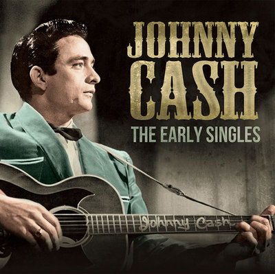 JOHNNY CASH - THE EARLY SINGLES (Vinyl LP)