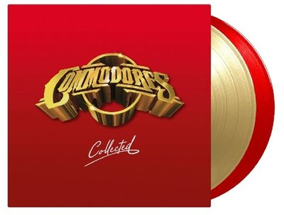 COMMODORES - COLLECTED -COLOURED- (Vinyl LP)