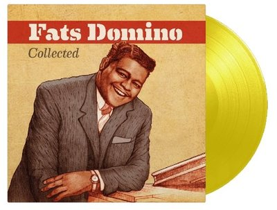 FATS DOMINO - COLLECTED -COLOURED- (Vinyl LP)