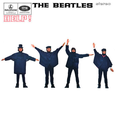 BEATLES - HELP (Vinyl LP)