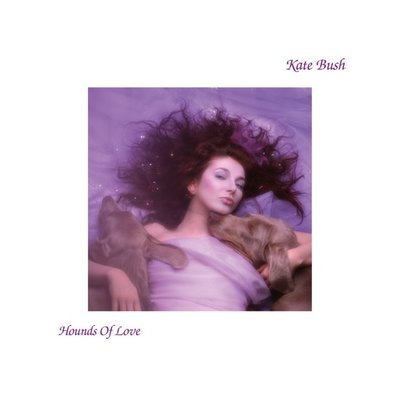 KATE BUSH - HOUNDS OF LOVE (Vinyl LP)
