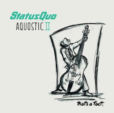 STATUS QUO - AQUOSTIC 2 (Vinyl LP)