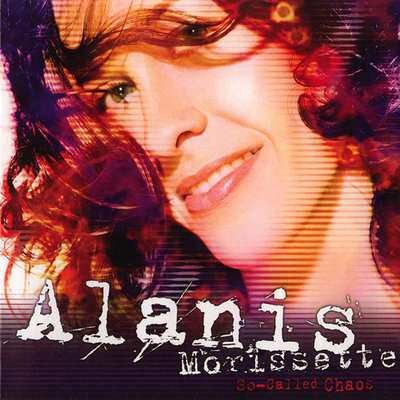 ALANIS MORISSETTE - SO CALLED CHAOS (Vinyl LP)