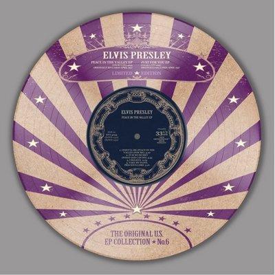 ELVIS PRESLEY - ORIGINAL E.P. COLLECTION VOL. 6 (PICTURE DISC) (Vinyl LP)