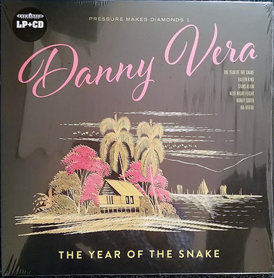DANNY VERA - PRESSURE MAKES DIAMONDS (LP+CD) (Vinyl LP)