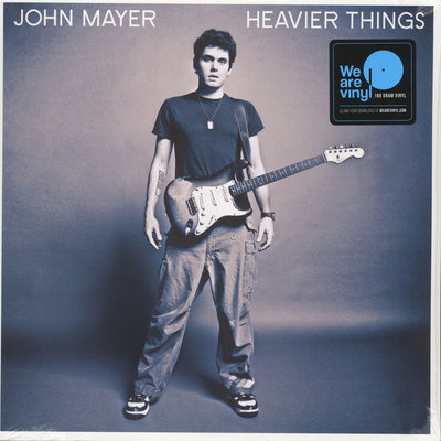 JOHN MAYER - HEAVIER THINGS (Vinyl LP)
