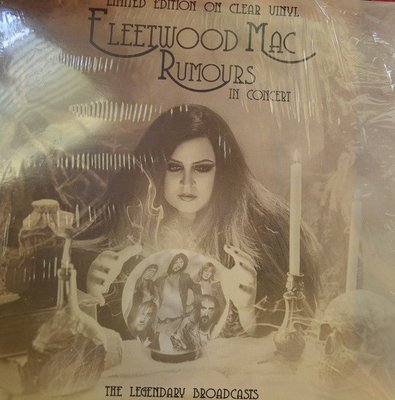 FLEETWOOD MAC - RUMOURS IN CONCERT -COLOURED VINYL- (Vinyl LP)