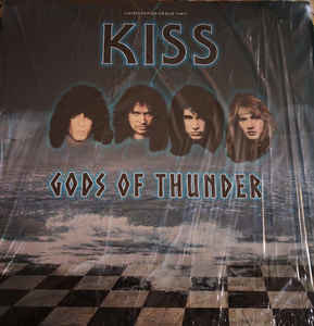 KISS - GODS OF THUNDER -COLOURED VINYL- (Vinyl LP)