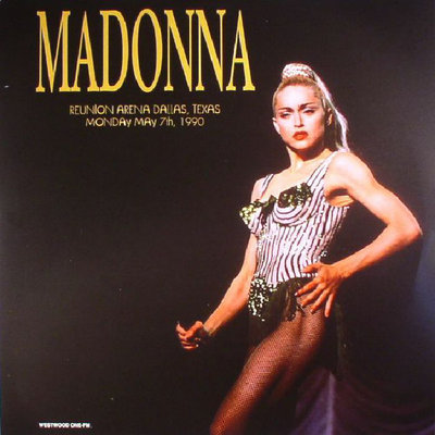 MADONNA - REUNION ARENA DALLAS -COLOURED VINYL (Vinyl LP)