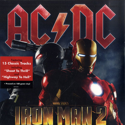 AC/DC - IRON MAN 2 (Vinyl LP)