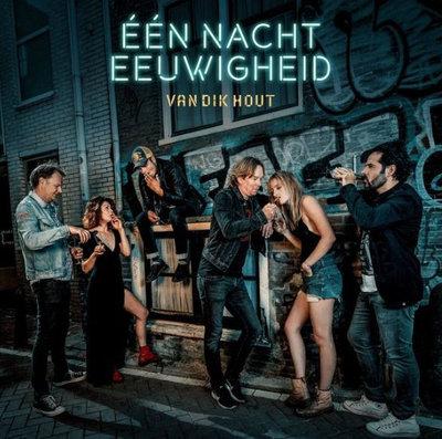 VAN DIK HOUT - EEN NACHT EEUWIGHEID (Vinyl LP)