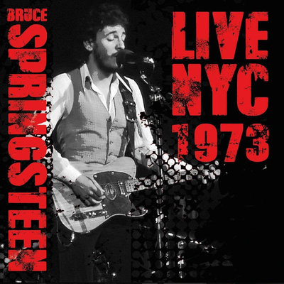 BRUCE SPRINGSTEEN - LIVE NYC 1973 (Vinyl LP)