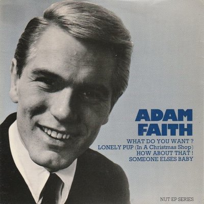 Adam Faith - What do you want (EP) (Vinylsingle)