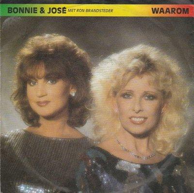 Bonnie St.Claire & Jose - Waarom + Ligt dat aan jou of aan mij (Vinylsingle)