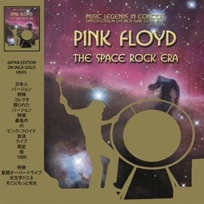 PINK FLOYD - THE SPACE ROCK ERA -COLOURED- (Vinyl LP)