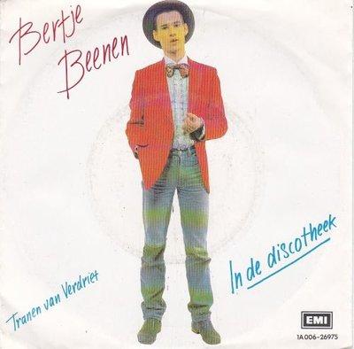 Bertje Beenen - In De Discotheek + Tranen Van Verdriet (Vinylsingle)