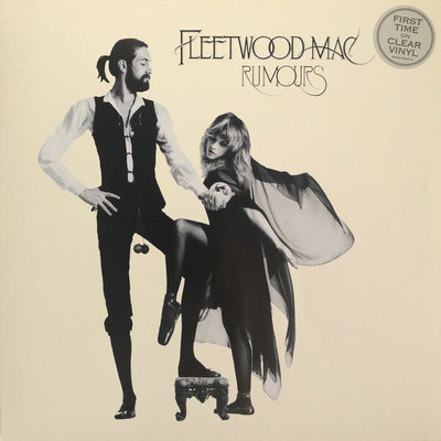 FLEETWOOD MAC - RUMOURS -COLOURED- (Vinyl LP)